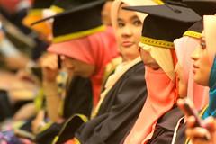 (UmmAbdrahmaan @AllahuYasser!) Tags: foto ben ceremony hijab malaysia konvo convocation niqab 5th gambar convo terengganu 991 kualaterengganu konvokesyen tti 2013 fbk istiadat teslian ummabdrahmaan unisza