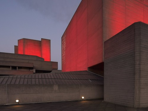 National Theatre, South Bank