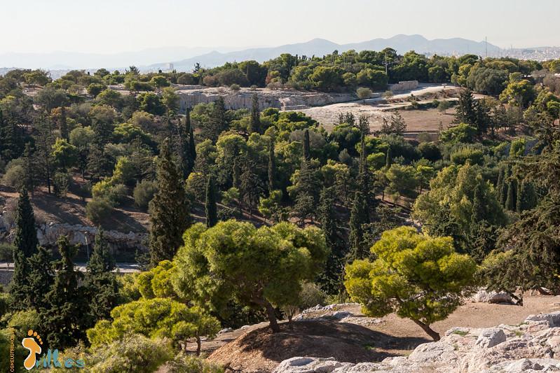 Colina de Ares, Atenas