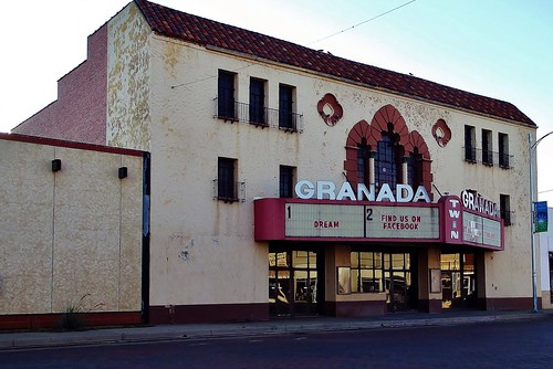 Plainview (TX) United States  City pictures : Plainview TX Granada Theater by Wyatt523