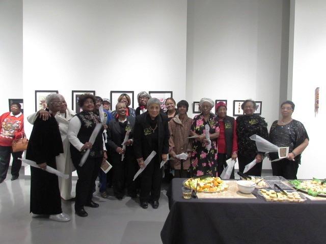 Spartanburg Art Museum Creative Ladies Of Cc Woodson