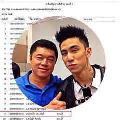 ดีใจด้วยนะ ว่าที่ผู้กินกับคนใหม่ของวงการหนังเมืองไทย @timeworthy