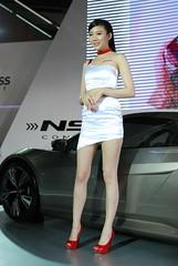 2014  Honda () Tags: honda december taiwan indoor autoshow showgirl taipei   sg tamron  sb800     2013 a007 taipeiintlautoshow intl 2014