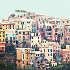 CinqueTerre, Italy (KimFearheiley) Tags: travel houses italy wallart cinqueterre whimsical riomaggiore walldecor