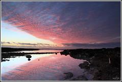 HS-P Sunrise Hope Gap (-*HJS*-) Tags: beach water sunrise seascapes sevensisters eastsussex slowshutterspeed leefilters