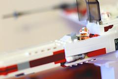 X-Wing LEGO (Yannick Chauvet {I'm back}) Tags: starwars model lego xwing