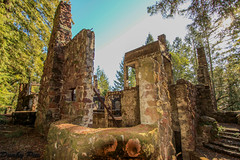 The Wolf House -  A photo tour of Jack London's dream home he never lived in (Dunby PICS) Tags: ranch park county moon house london history beauty jack vineyard wolf natural state wine country sonoma trails landmark historic valley association