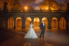 Wedding Photography in 2013 (Jerry Liu Gallery) Tags: park nyc wedding portrait night way washingtondc engagement nationalpark nikon san francisco couple university flash central ceremony galaxy commercial cornell milky strobe d800       d700