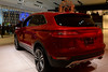 2015 Lincoln MKC at 2014 NAIAS