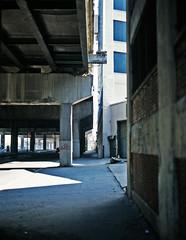 (andre dos santos) Tags: new york city nyc newyorkcity newyork 120 film port lens fuji pentax takumar bronx slide super chrome transparency fujifilm medium format morris 6x7 thebronx provia 100f 105mm pentax6x7 pentax67 rdpiii portmorris