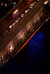London from The Shard (Massimo Usai) Tags: travel england london tourism night nikon europe capital cityview londonist 2013 theshard