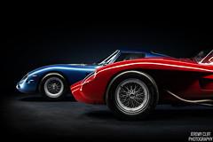 Ferrari 250 Testa Rossa and Ferrari 250 GTO (jeremycliff) Tags: cliff chicago jeremy ferrari exotic jeremycliff jeremycliffcom jeremycliffphotography