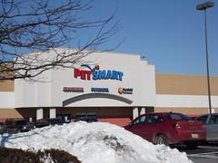 PETSMART #584 LANCASTER, PA (COOLCAT433) Tags: pa lancaster pike 584 petsmart 1700 fruitville