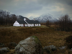 ROOMS WITH A VIEW (kenny barker) Tags: longexposure scotland day cloudy explore glencoe landscapeuk panasoniclumixgf1 kennybarker pwwinter