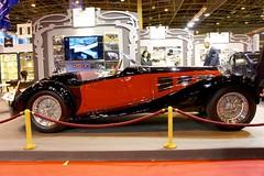 Bugatti type 57 roadster (Alex Bolouvi) Tags: auto old classic car mobile vintage de automobile antique automotive voiture historic retro collections type oldtimer veteran bugatti 57 cabriolet 2014 rtromobible