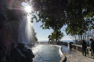 Sunshine at the Falls