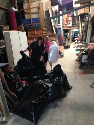Costumes in bags