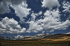 clouds... (sermatimati) Tags: italy panorama clouds nikon italia nuvole campo altopiano luce vento abruzzo magia gransasso imperatore fascino sermatimati