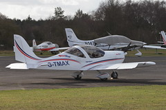 G-TMAX SPORTSTAR MAX (BIKEPILOT, Thx for + 6,000,000 views) Tags: flying airport aircraft aviation aeroplane airfield aerodrome blackbushe eglk gtmax sportstarmax