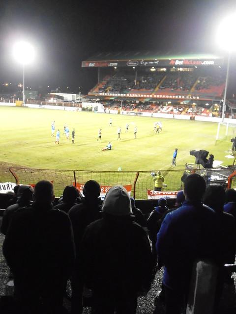 Thumbnail for Glentoran 0-1 Linfield