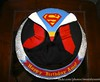 Surprise Superman Cake (SweetsBySumi) Tags: birthday blue boy red party baby white black art love boyfriend sport yellow cake logo fun happy strawberry adult anniversary details father dream tie superman clean celebration hero dreams surprise superhero icing vanilla fathersday marvel edible frosting justiceleague fondant buttercream gumpsate