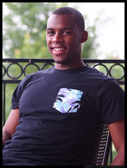 Eli - A Good Ribbing (jfinite) Tags: male fashion model body masculine environmental portraiture physique