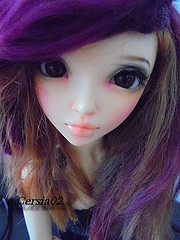 color fusionI (Cersia02) Tags: alpaca chloe bjd dollfie fairyland msd minifee