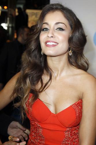 """Hiba Abouk en la premiere de """"El Príncipe"""""""