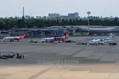 Avanti Air / Air Berlin & Darwin Airline (EK056) Tags: canada berlin de airport 2000 air darwin airline düsseldorf saab atr72 avanti aerospatiale dhc8 havilland