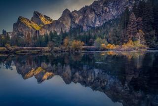 Reflejos de Yosemite