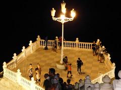 Lugar para compartir amor (PedroValiente) Tags: benidorm vacaciones16 acantilado castlestairway balcndelmediterraneo puntacanfali romntico alicante espaa