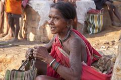 Jhalmala market (wietsej) Tags: jhalmala market konicaminoltamaxxum7digital tamronspaf1750mmf28xrdiiildaspif tribal rural maikal hills chhattisgarh woman bhoramdeo wietse jongsma kawardha