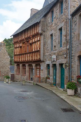 Maison d'Ernest Renan à Tréguier