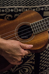 Ukulele (AuroraLee) Tags: brokenlegtheatre music wolfville novascotia canada wolfvegas instrument ukulele theatre theater