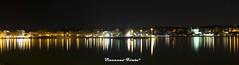 riflessi sul porto (dwarfphotos) Tags: anzio roma porto luci lowlight allaperto riflessi mare sera nikon d5200 sigma 1020 acqua