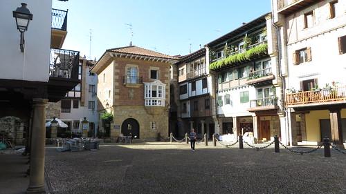 20161002-11 Hondarribia » Village pittoresque