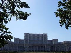 Bucharest, Romania - Palace of the Parliament (johnnysenough) Tags: 56 bucharest bucureti palaceoftheparliament palatulparlamentului romania romnia rumnien roumanie rumania centraleurope eu capitalcity 100citiesx1trip travel snv36889