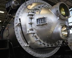 SP4449 ~ Portland, Oregon (Christopher Mark Perez) Tags: sp4449 railroad rail steamlocomotive steampower portland oregon oregonrailheritage