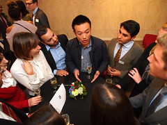 20-10-16 Cross Chamber Young Professionals Networking Night IV - PA200189