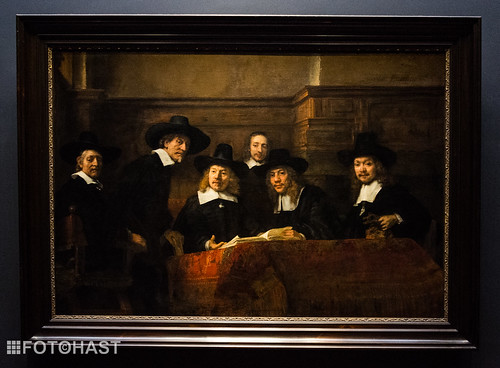 De Staalmeester - Rembrandt