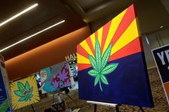 Southwest Cannabis Conference & Expo art (Gage Skidmore) Tags: southwest cannabis conference expo phoenix convention center 2016 2nd annual marijuana prop 205 activist activism