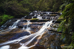 Leura Cascades, Leura (Blue Mountains), NSW (Nur Ismail Photography) Tags: nsw newsouthwales leuracascades leura bluemountains river touristattraction