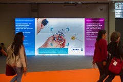 advertising_billboards 001 (European Society for Medical Oncology) Tags: esmo esmo16 day2 advertising billboards