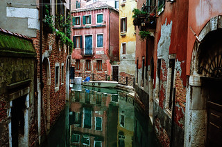 Venedig November Leica M2 Bj 1959