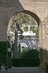 Real Alcazar Arches ({House} Photography) Tags: spain seville sevilla andalusia europe travel photography canon 70d 24105 f4 real alcazar royal palace architecture buildings housephotography timothyhouse arch archway gardens patio del leon