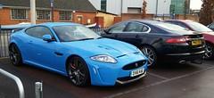 Jaguar XK R-S (2011) & XF S (2010) (andreboeni) Tags: automobile cars automobiles voitures autos automobili voiture auto jaguar xk xkr xkrs rs xf xfs