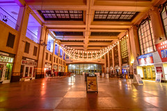 Inside Convention Hall (seanbeebe_photo) Tags: asburypark convention hall night newjersey