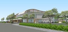 10004 (Stephen Trinh) Tags: kien truc sales gallery architecture design
