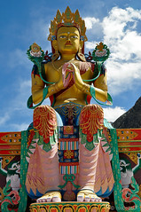 Nubra Valley (Yeoboya) Tags: buddah india ladakh kashmir nubra valley