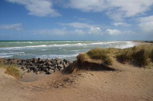 Skallerup beach Denmark